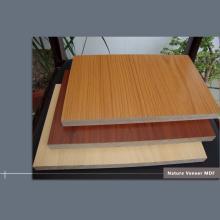 8 mm wood veneer mdf panels 1220 * 2440 mm