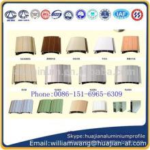 aluminium profiles for industry, windows, doors, decoration aluminum profile