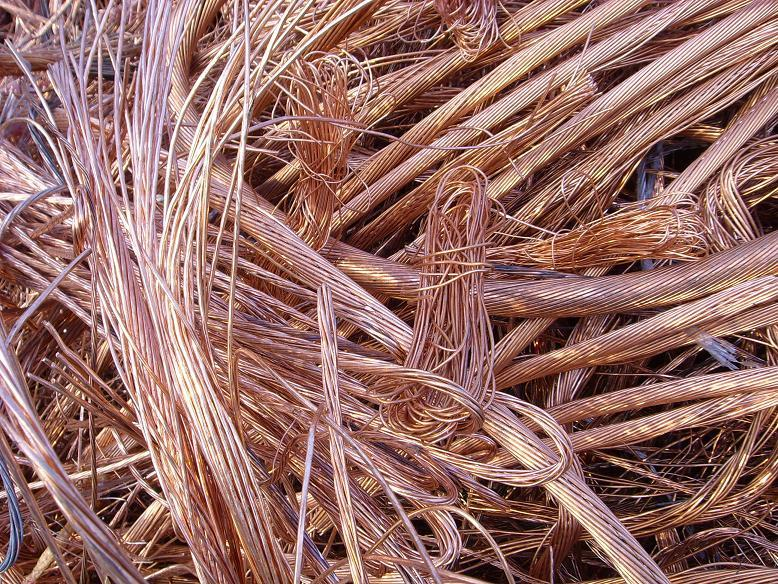 copper wire production