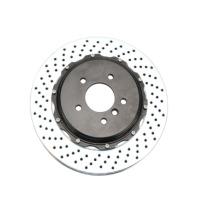 Rotor de disco de sistema de freno de coche de alta calidad 362 * 32mm
