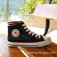 Women Classic Style Cavas Shoes Rubber Outsole (SNC-03012)