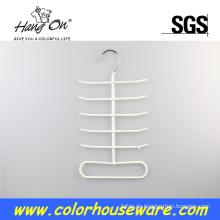 Multi-Funktions magischen Metall Kleiderbügel für Krawatte/Schal