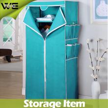 Assembler le Cabinet de stockage de tissu se pliant la chambre à coucher utile