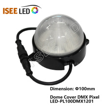 Impermeable al aire libre Edificio Decoración DMX LED Pixel Light