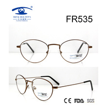 2017 New Hot Sale Full Rim Optical Frame (FR535)