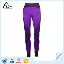 Pantalones deportivos de alta calidad sin costura térmica ropa interior larga
