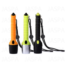 Xpg3 6W Aluminium+Plastic LED Torch (11-1SAP01C)