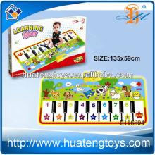 Música juguetes caliente vendiendo música alfombra pintura alfombra piano juguetes juguetes de la música del bebé H116894