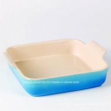 Wholesale Color Glazed Bake Pan Bakeware