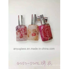 Mini Decorating Firing Perfume Fragrance Glass Bottles 15ml 20ml, 30ml, 50ml