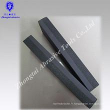 Pierre d'huile de meulage d'oxyde d'aluminium P120