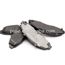 Semi Metallic Truck Brake Pad for Volvo