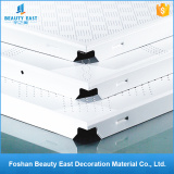 Accessories available waterproof fire resistant aluminum false ceiling tiles
