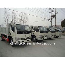 RHD 4-5 tons dongfeng mini dumper