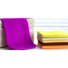 High Quality Vertical Stripes Microfiber Cleaning Towels