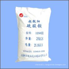 1250 Mesh Barite (Super fine Barium Sulfate)