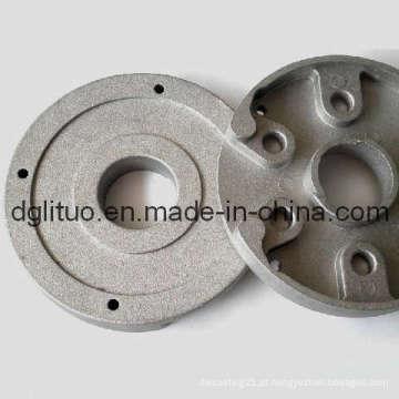 Peça de fundição de zinco / alumínio para móveis com usinagem CNC