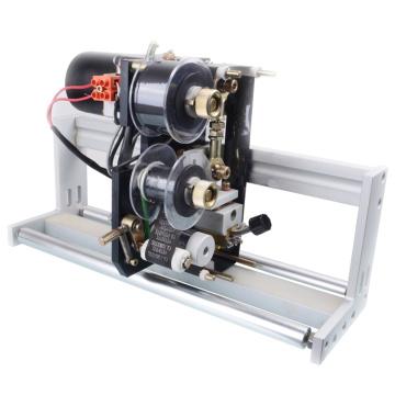 HP-241 Automatic ribbon Coding Machine print Expiry Date on ribbon 35mm*100m