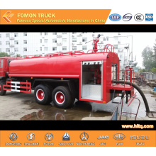 DONGFENG 6X4 multifunctional fire fighting vehicle