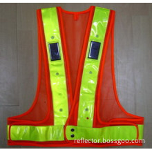 3m Reflective Safety LED Vests En13356 Approved
