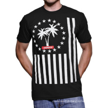 2016 T-shirts personnalisés de conception de mode d'impression pour les hommes