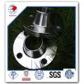 Bride Wn ASME B 16.9 en acier inoxydable de haute qualité