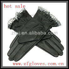 importers of lacy wrist leather gloves women