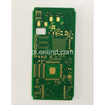 Blind circuit board