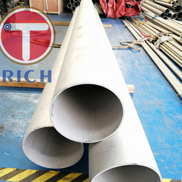 Austenitic-Ferritic Duplex Stainless Steel Pipe