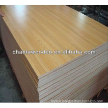colorful design decoration melamine MDF/particle board