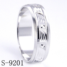 Fashion 925 Sterling Silver Wedding/Engagement Ring Jewelry (S-9201)