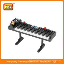 LOZ jouet en briques de blocs de construction d'organes électroniques, bloc de construction intelligente