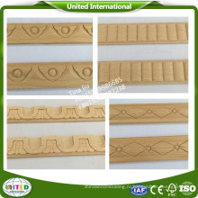 Деревянная лепнина для мебели / деревянная резная лепнина