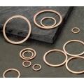 Messing Unterlegscheibe Kupfer Unterlegscheibe Sicherungsscheibe