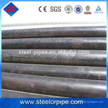 Prix bon marché pour l'exportation de tuyaux en acier au carbone doublé époxy