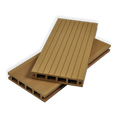 Anti-UV exterior barato decking composto