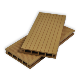New generation affordable composite decking
