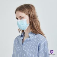 Одноразовая маска для лица с 3-слойным принтом из марли