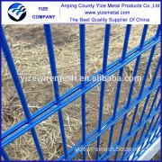 Powder coated Double wire fencing netting mesh netting from Alibaba