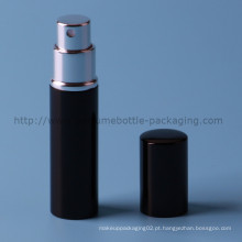 Atomizador de perfume de alumínio recarregável 15ml