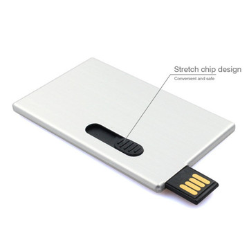 Credit Bank Card USB Flash Drive Memory Stick