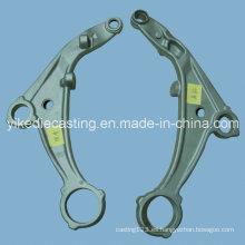 Brazo de eje de balancín de fundición a presión de aluminio de fabricación OEM para automóvil