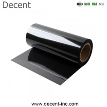 Stretch Wraping Film PE Waterproof Black 45cm Package Stretch Film High Elongation Packing Film