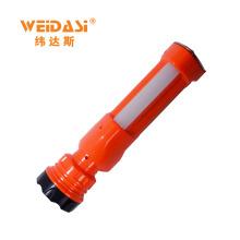 Solar Taschenlampe WD-521 Wiederaufladbare Taschenlampe Macht Straßenlaterne