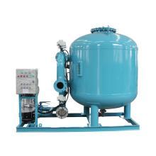 Industrielle Umwälzwasserbehandlung Bypass Filtration Automatischer Sandfilter