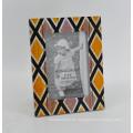 Distressed MDF Papierfurnier Bilderrahmen für Home Deco