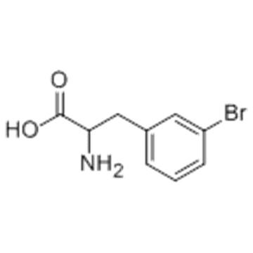 2-AMINO-3-(3-BROMO-PHENYL)-PROPIONIC ACID CAS 30163-20-3