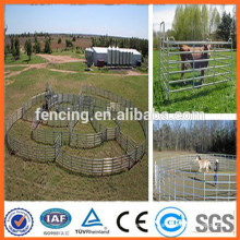1800*2100mm heavy duty galvanized livestock cattle panel/steel cattle panels