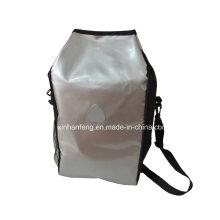 PVC-Fahrrad-Einzelne Pannier-Tasche für Bike (HBG-059)