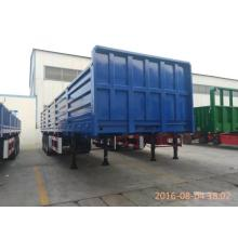 Coloumn Cargo trailer loading 50t
